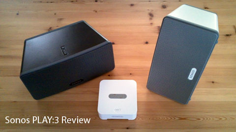 Sonos Play:3 draadloos speaker systeem review