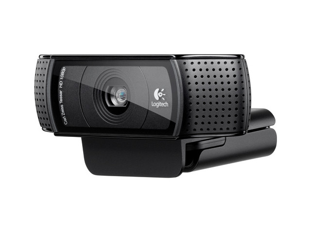 Review Logitech c920 HD Pro Webcam