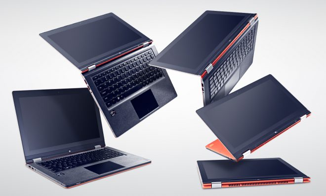 Review Lenovo Yoga 13 convertible ultrabook met touch screen