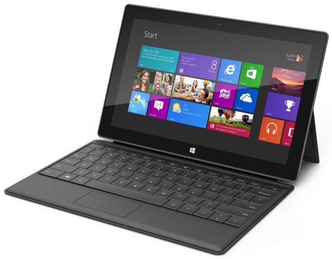 Microsoft Surface in Nederland verkrijgbaar