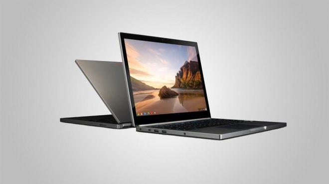 Google introduceert de Chromebook Pixel laptop met ChromeOS