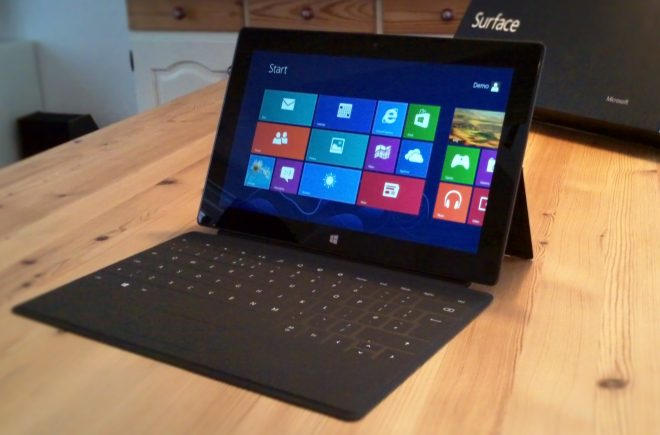 Review Microsoft Surface RT 32 GB
