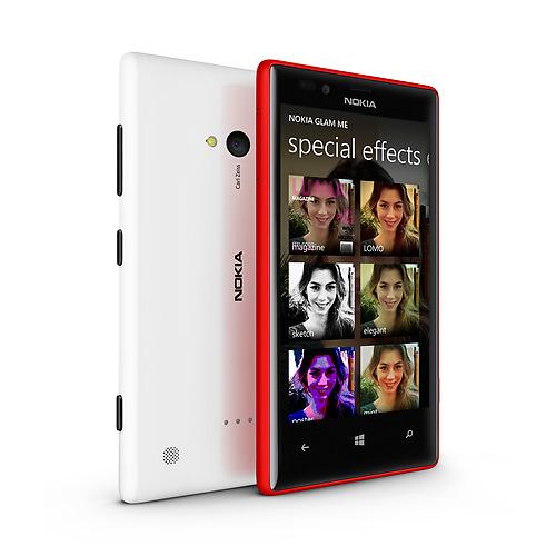 De Nokia Lumia 720 vanaf volgende week te koop