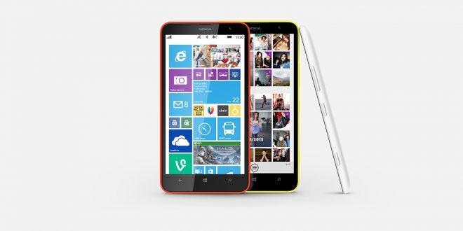 Is groter beter? Een korte review van de Nokia Lumia 1320