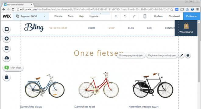 Review: Maak je eigen webshop met WixStores
