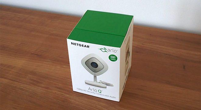 Review Netgear Arlo Q draadloze beveiligingscamera