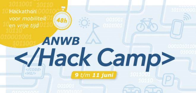 ANWB organiseert hackathon met thema mobiliteit en vrijetijdsbesteding