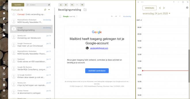 Mailbird is een email client vol handige functies
